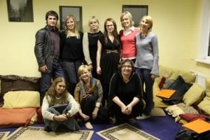 Выпуск гештальттерапевтов 2011 год. РГИ